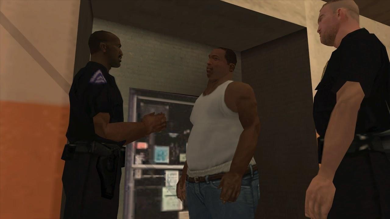 Grand Theft Auto: San Andreas (2004): Physical Health