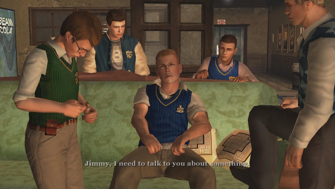 Bully (2006): NPC Interaction
