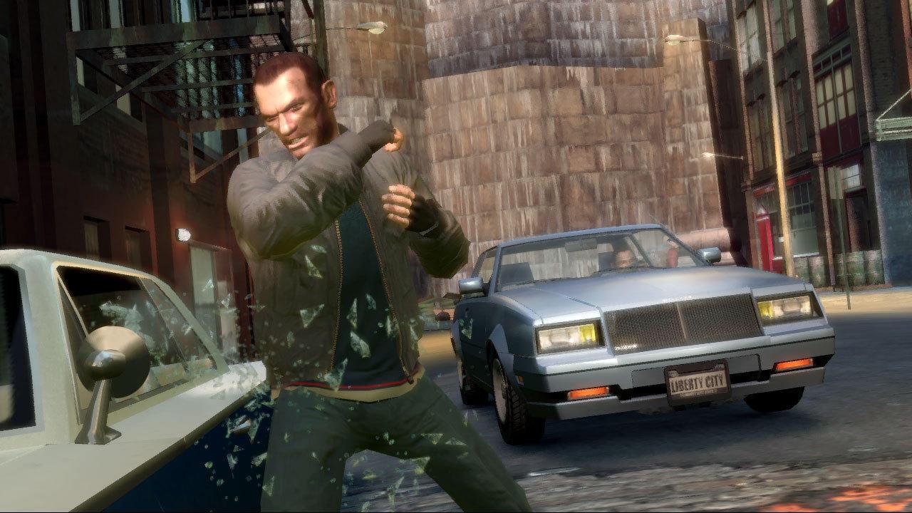 Grand Theft Auto IV (2008): Sense Of Place