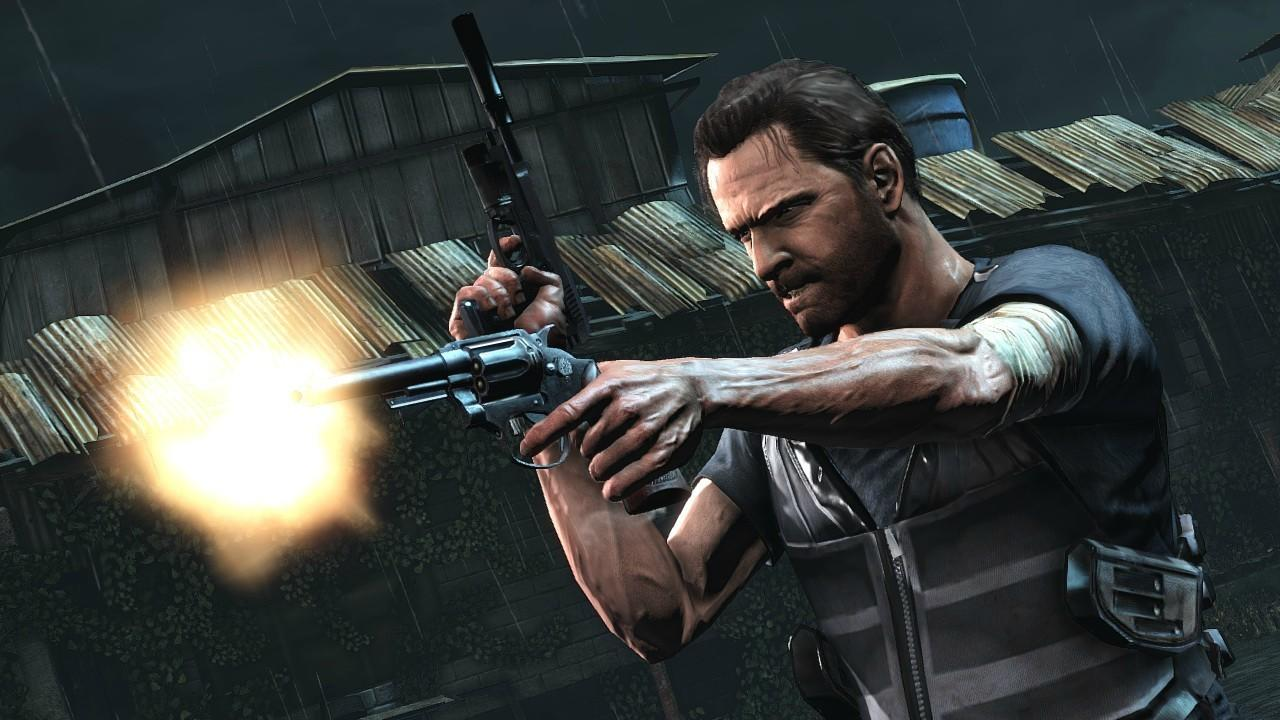 Max Payne 3 (2012): Shooting And Weapon Management