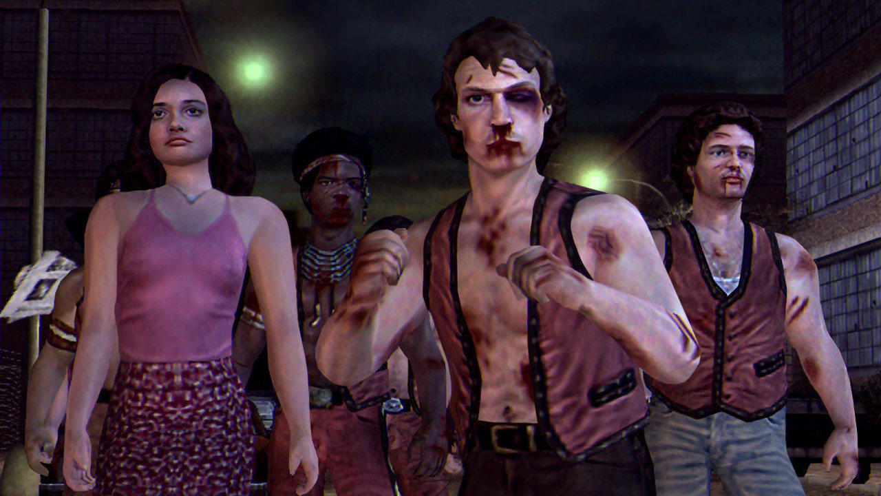 The Warriors (2005): Melee Combat