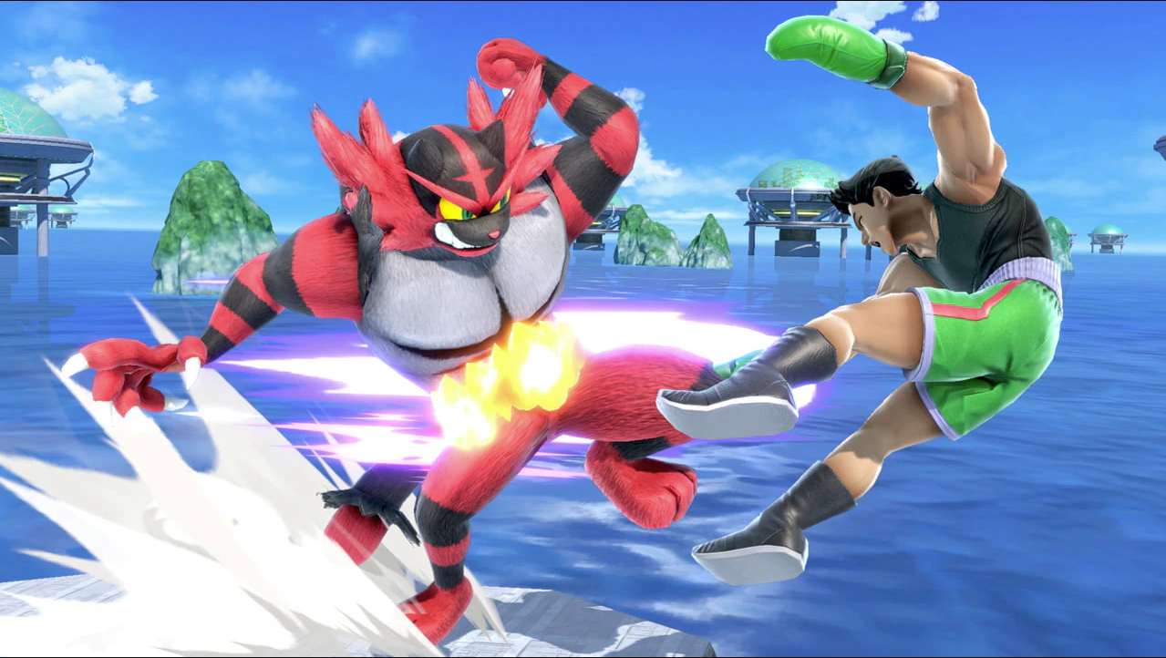 Every character in Super Smash Bros. Ultimate