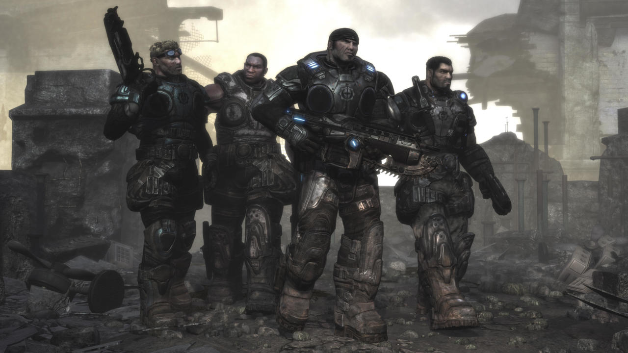2006 | Gears of War