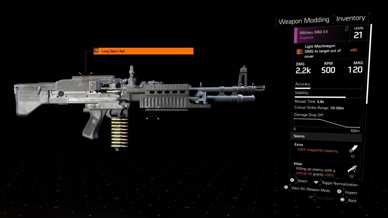 Military M60 E4 (Superior)