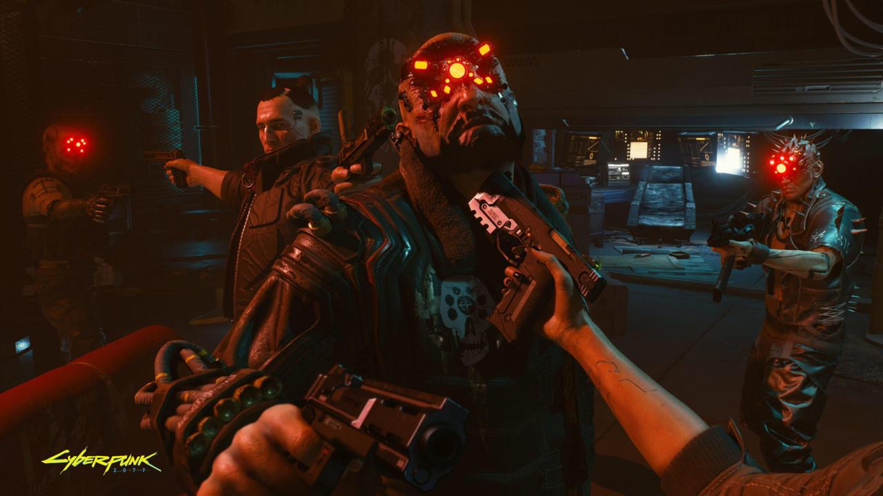 Beyond 2019: Cyberpunk 2077