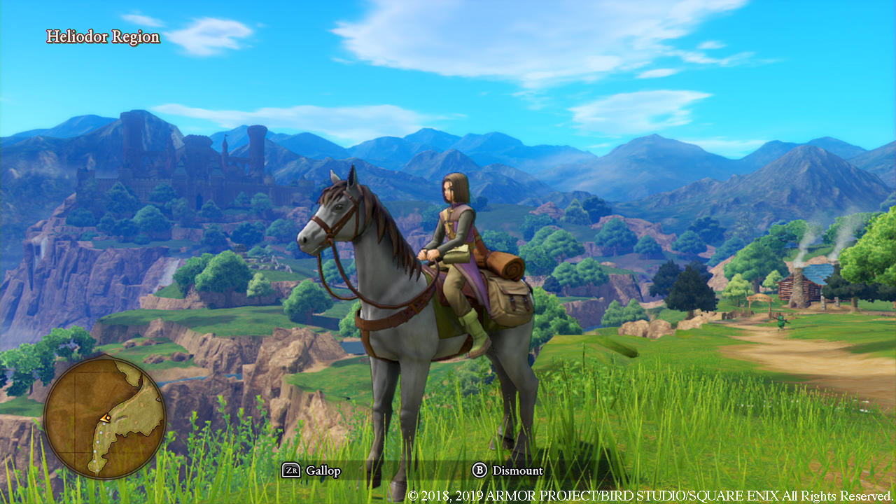 Dragon Quest XI: Echoes of an Elusive Age - Definitive Edition