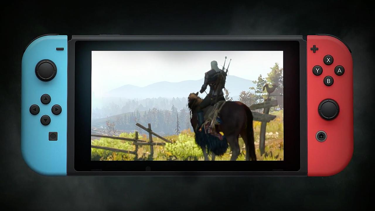 The Witcher 3: Wild Hunt (Switch Port)