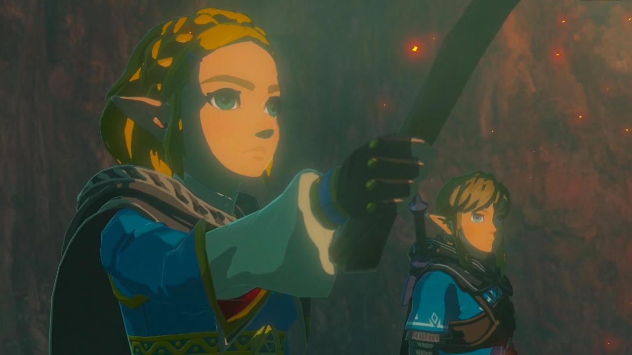 The Legend of Zelda; Breath of the Wild Sequel