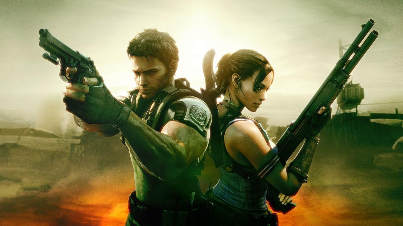 Resident Evil 5 & 6