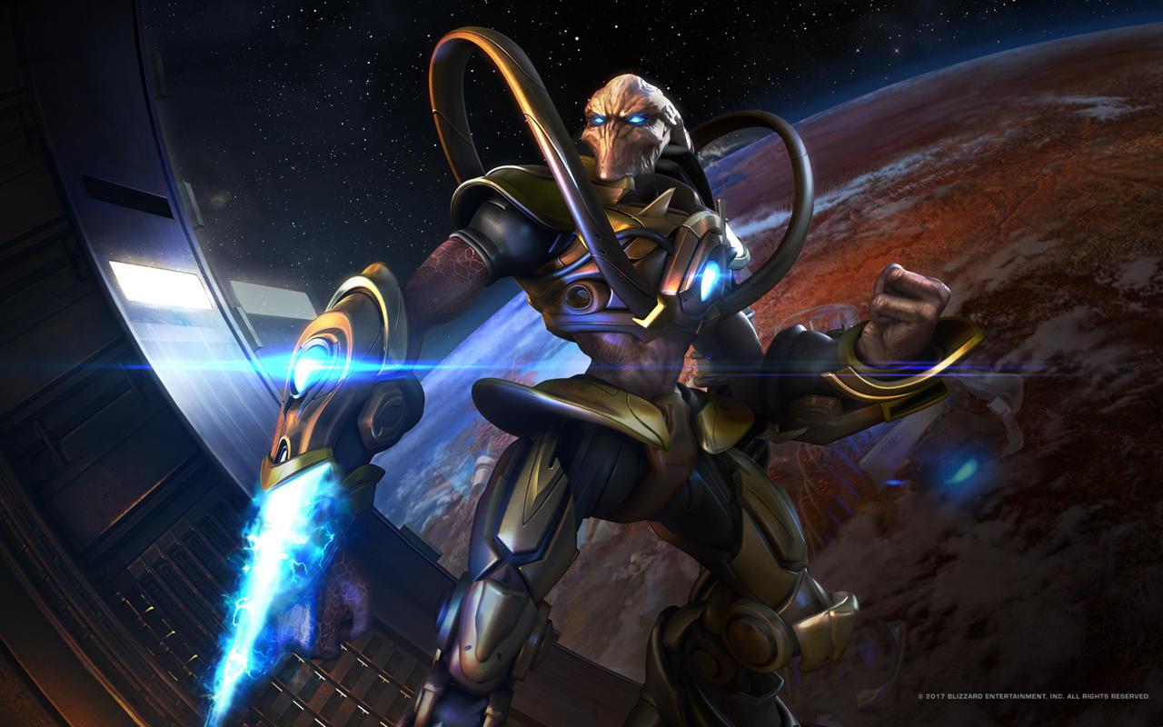 Blizzard's Unannounced Starcraft Spin-Off