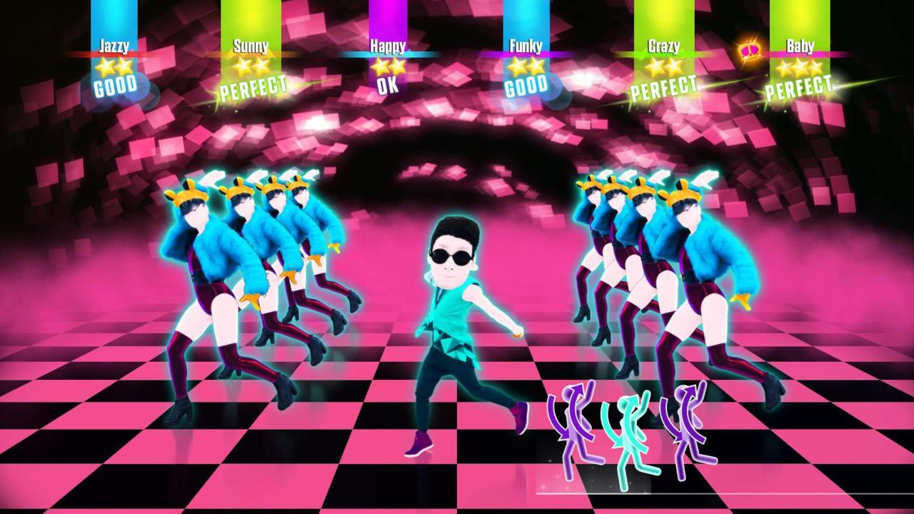 The Just Dance Series