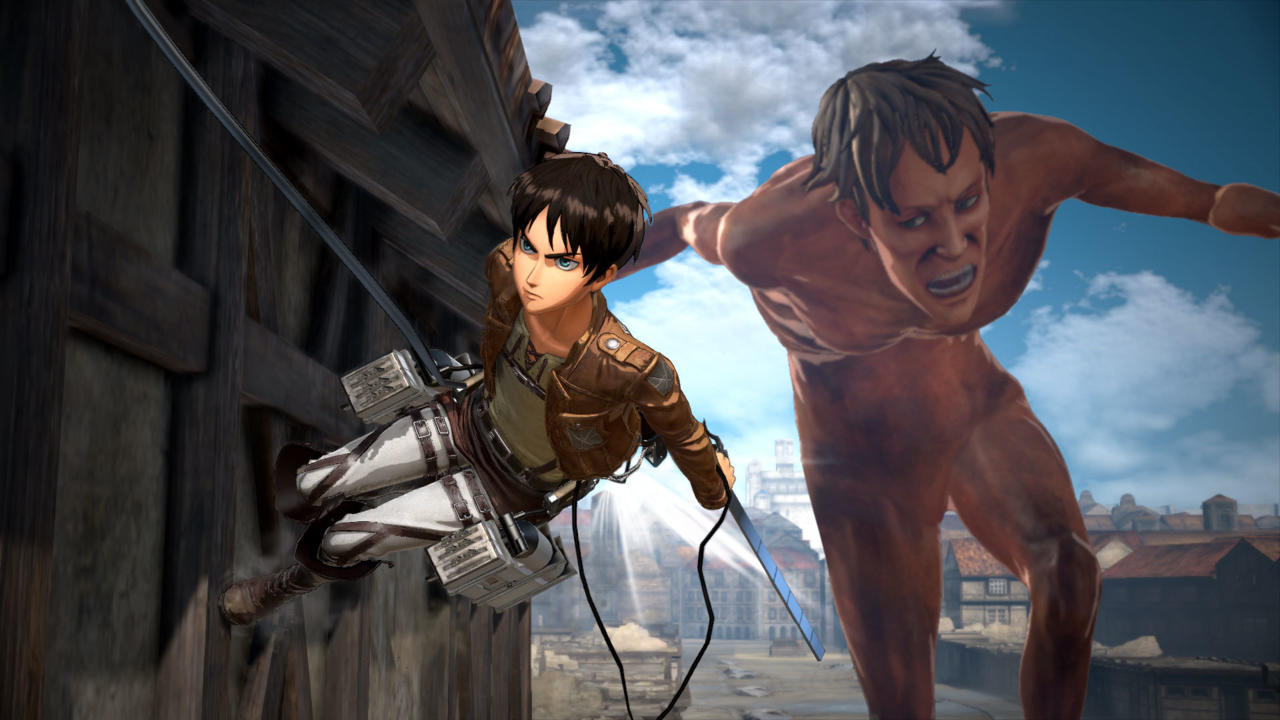 Attack on Titan 2: The Final Battle