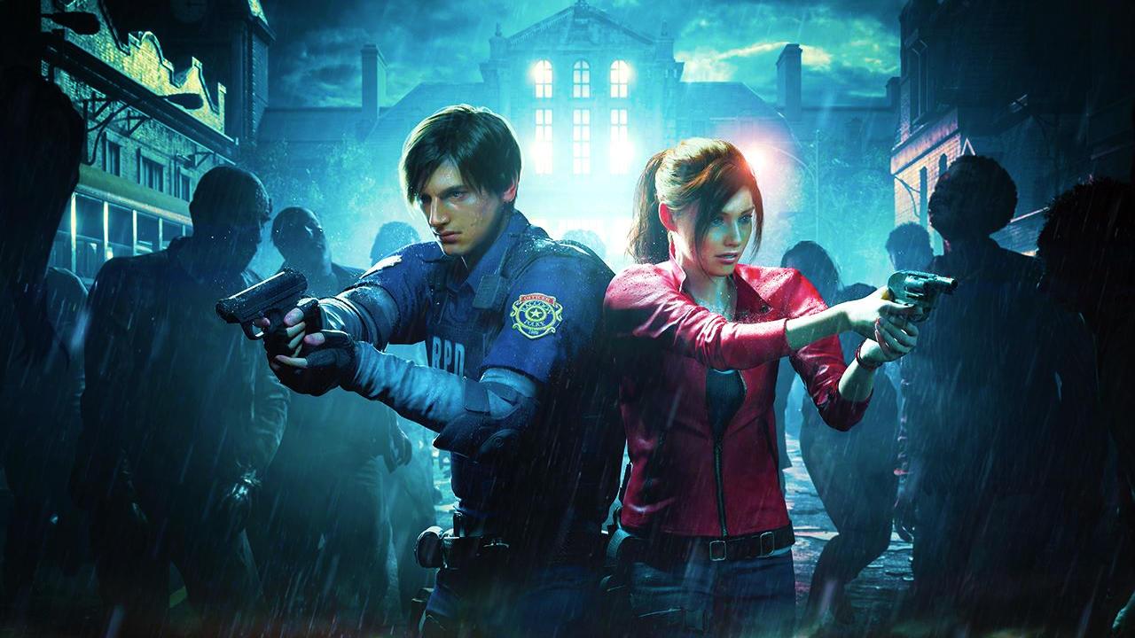 Resident Evil 2 -- 9/10
