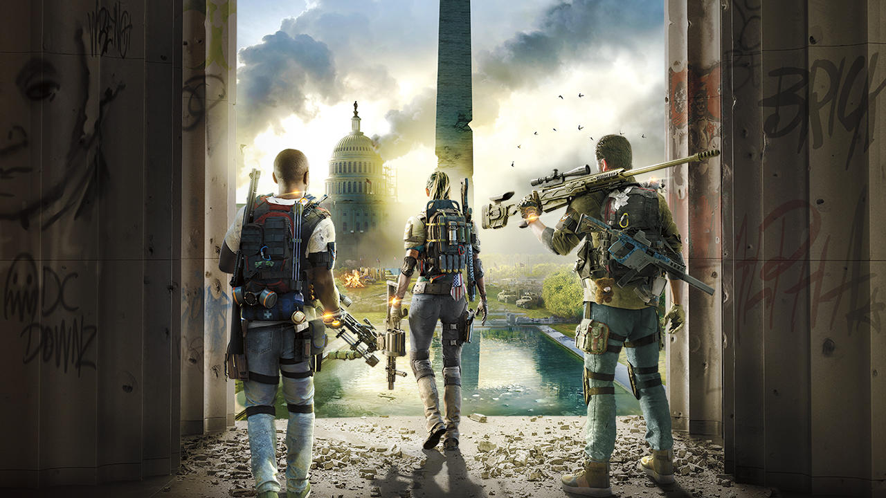 Tom Clancy's The Division 2 -- 9/10