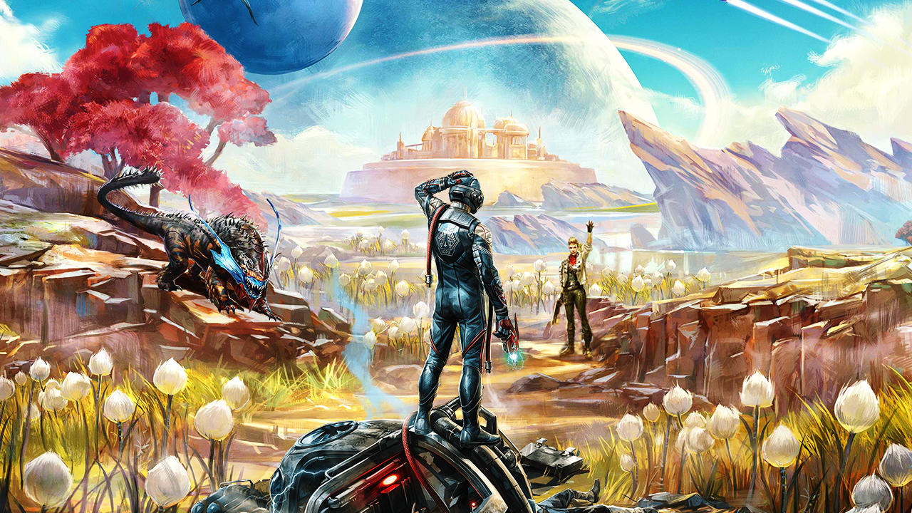 The Outer Worlds -- 9/10