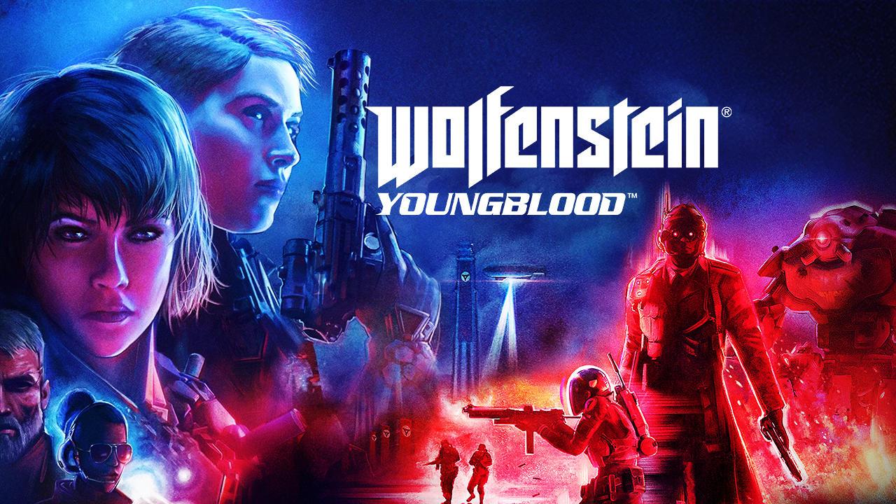 Wolfenstein: Youngblood -- 8/10