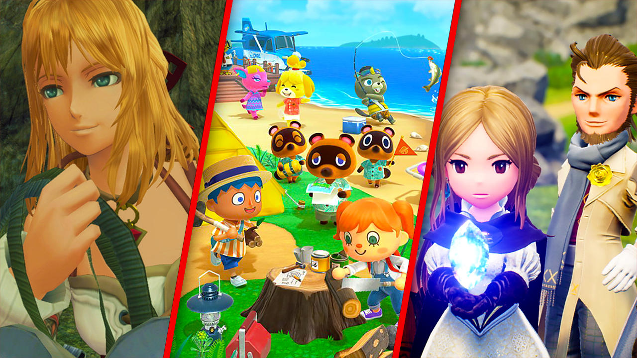 Nintendo's Upcoming Exclusives