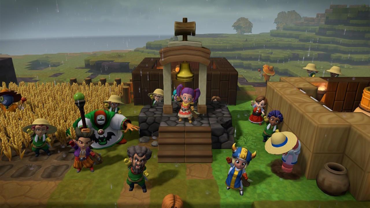 Dragon Quest Builders 2 -- Steve Watts, Associate Editor