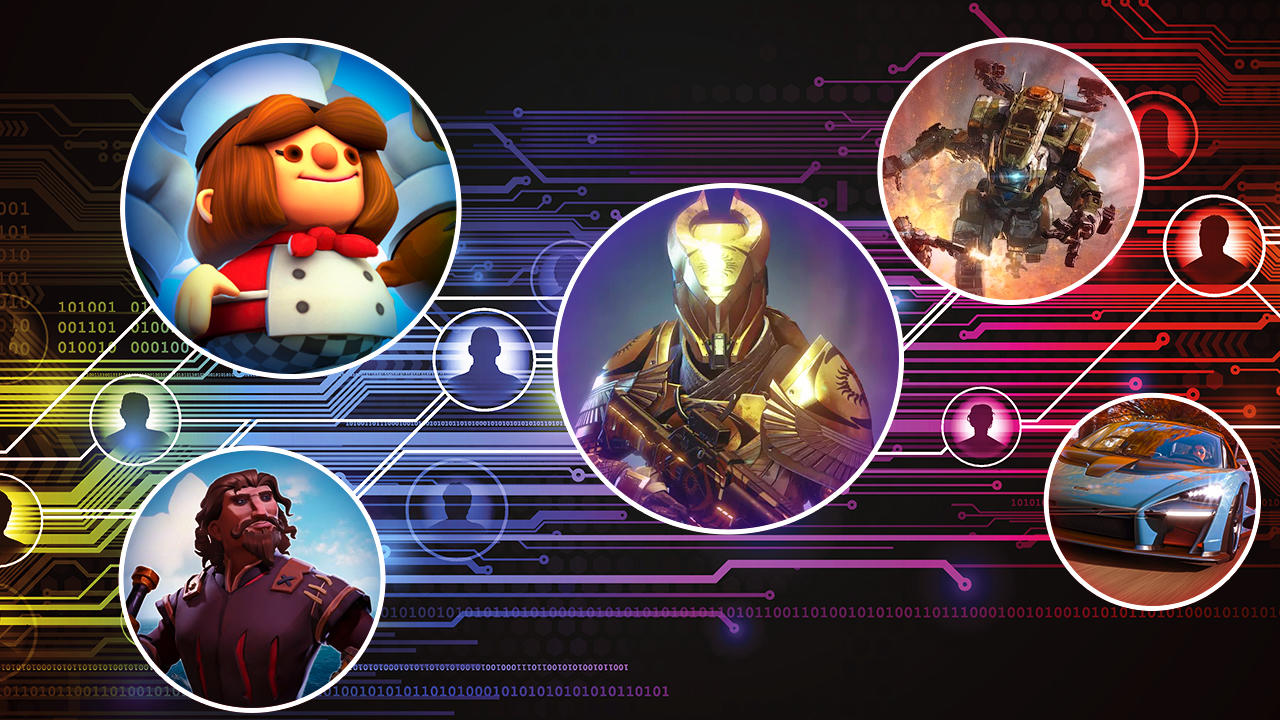 You might not be able to hang with friends, but you can play these games with them online!