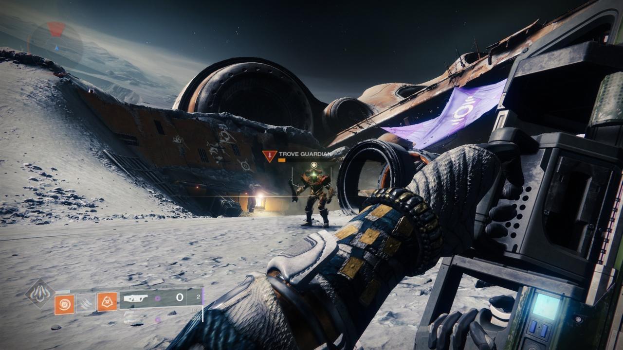 Destiny 2 -- Phil Hornshaw, Editor