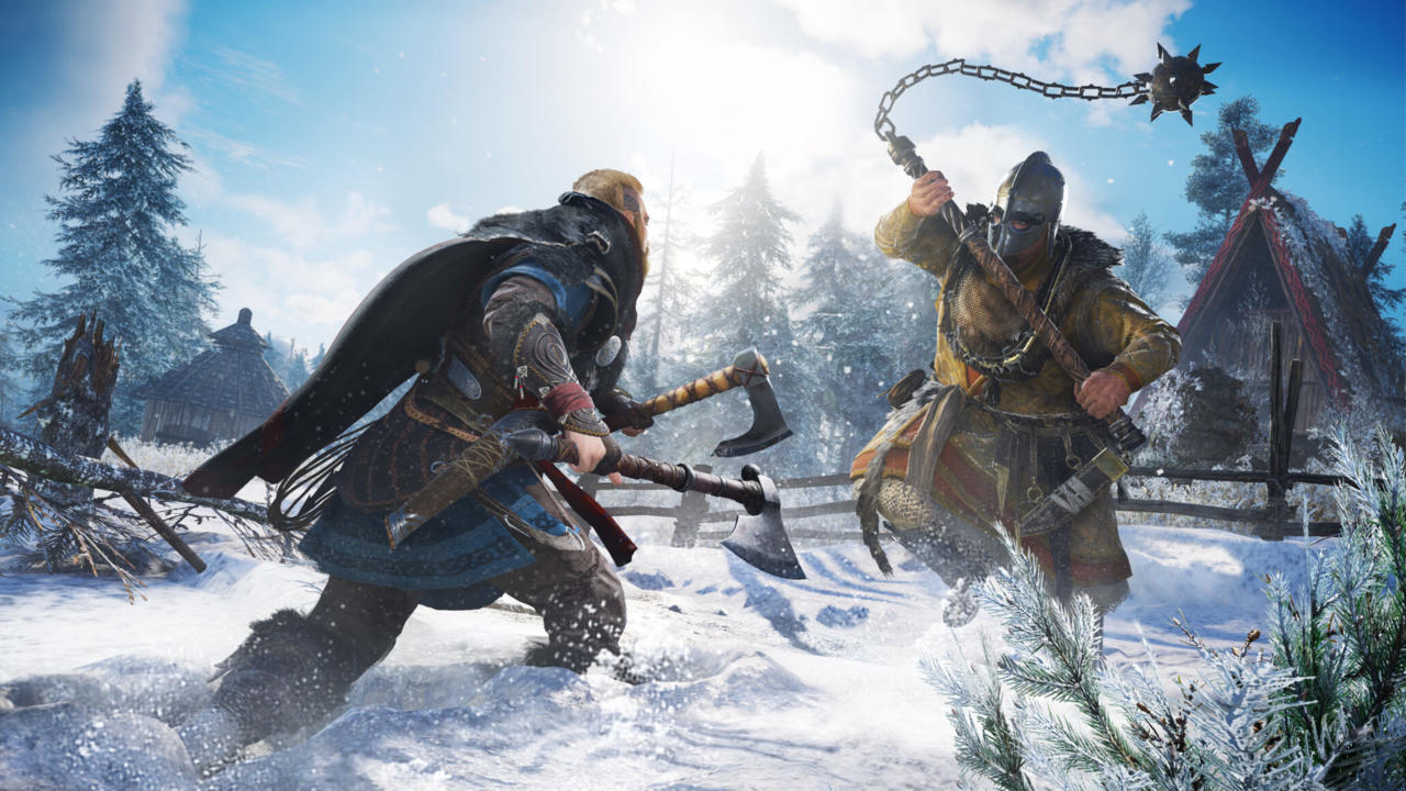 Assassin's Creed Valhalla brings the series into the Viking Age of history.
