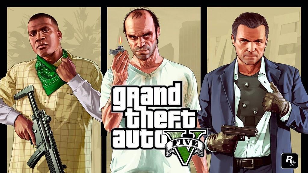 Grand Theft Auto Online & Grand Theft Auto V