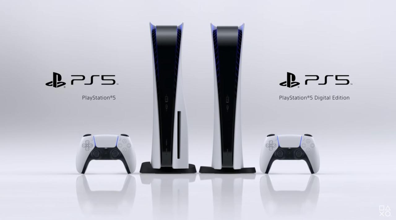Both PS5 models launch on November 12.