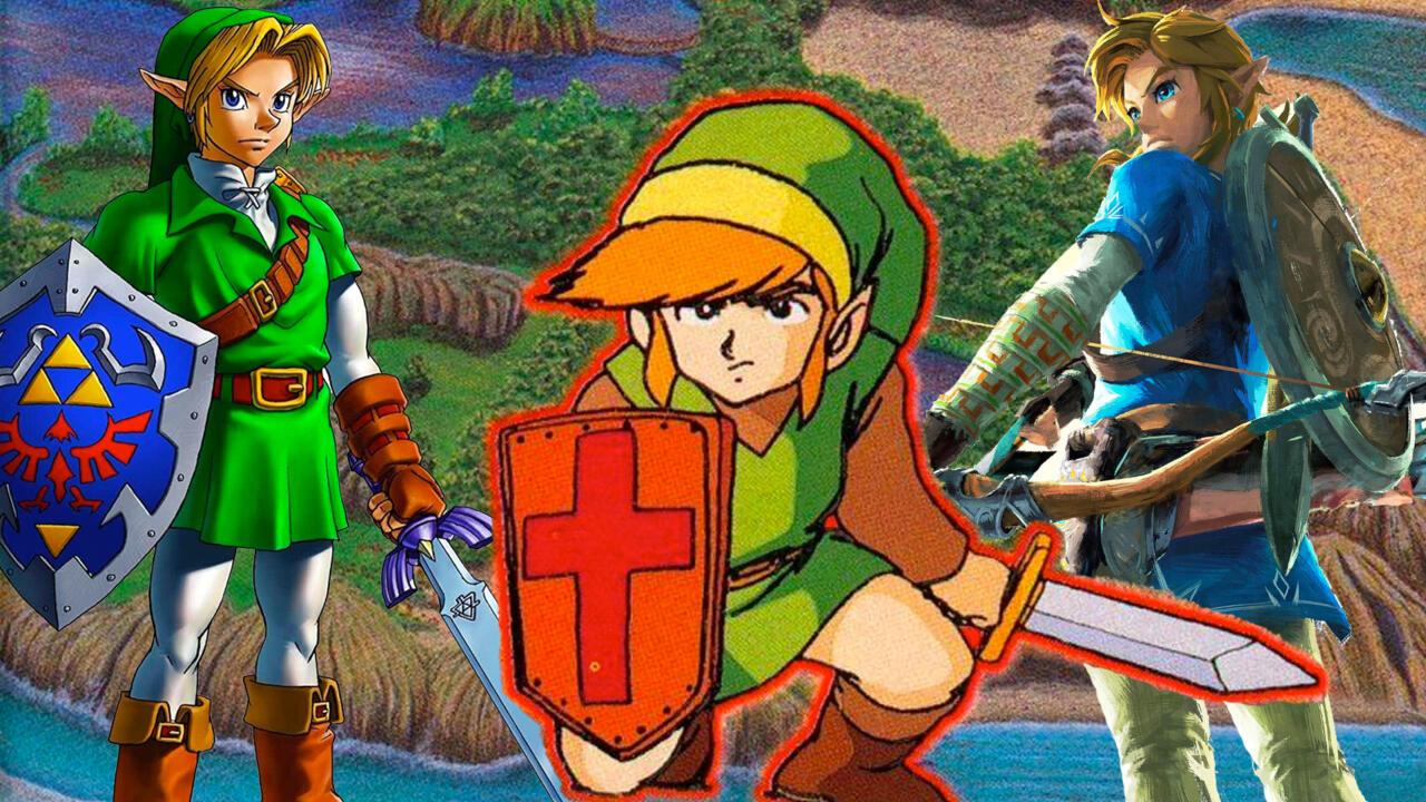 Our Favorite Zelda Games