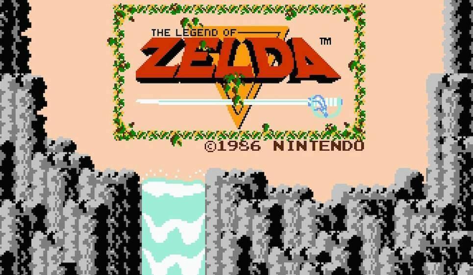 The Legend Of Zelda   Mat Elfring, Entertainment News Editor