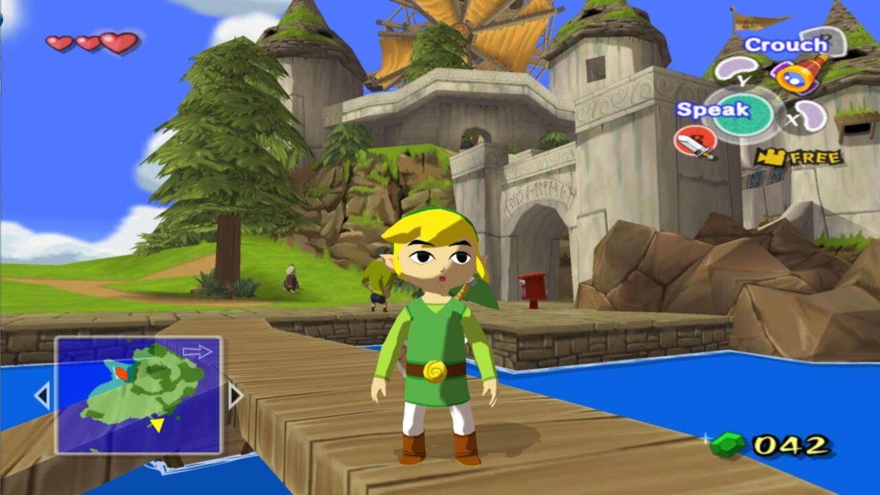 The Legend Of Zelda: The Wind Waker   Evan Langer, Associate Video Producer