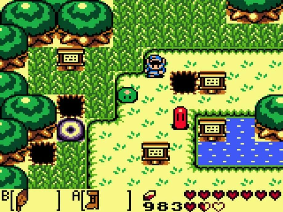 The Legend Of Zelda: Link's Awakening   Steve Watts, Associate Editor