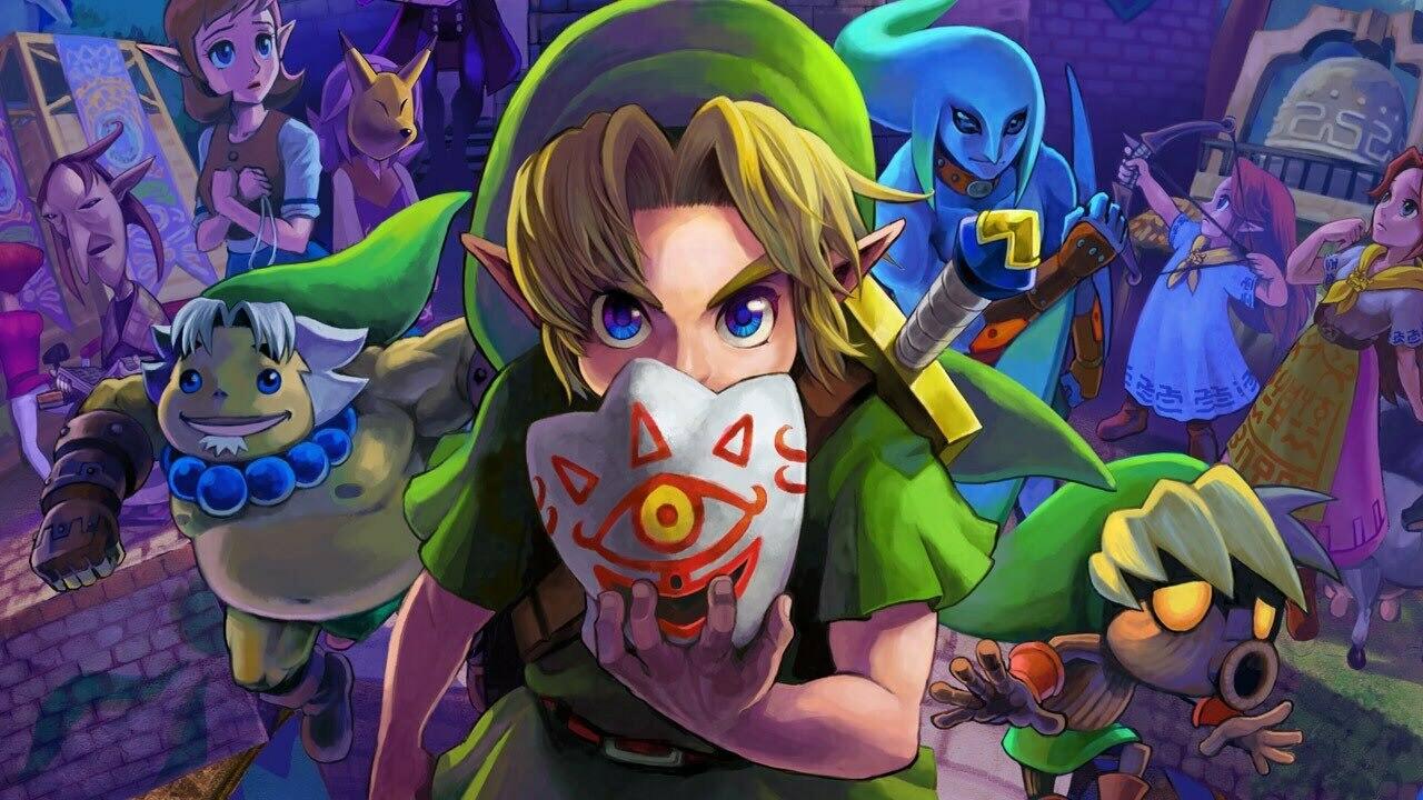 The Legend Of Zelda: Majora's Mask   Kevin Knezevic, Associate Editor