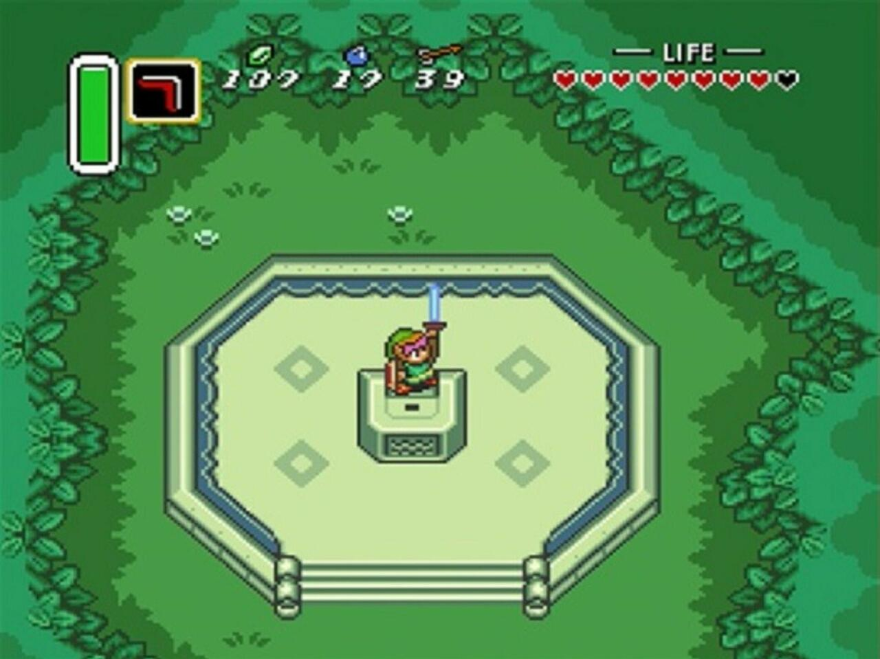 The Legend Of Zelda: A Link To The Past   Gabe Gurwin, Associate SEO Editor