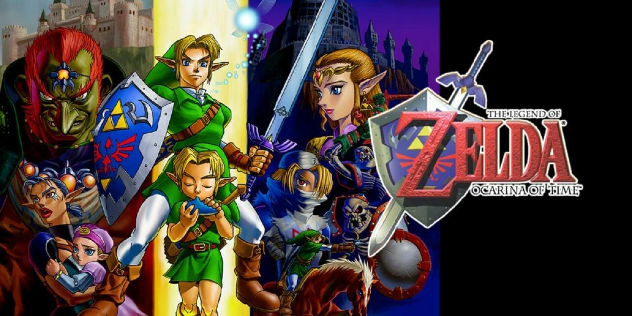 The Legend of Zelda: Ocarina of Time   Ben Janca, Video Producer