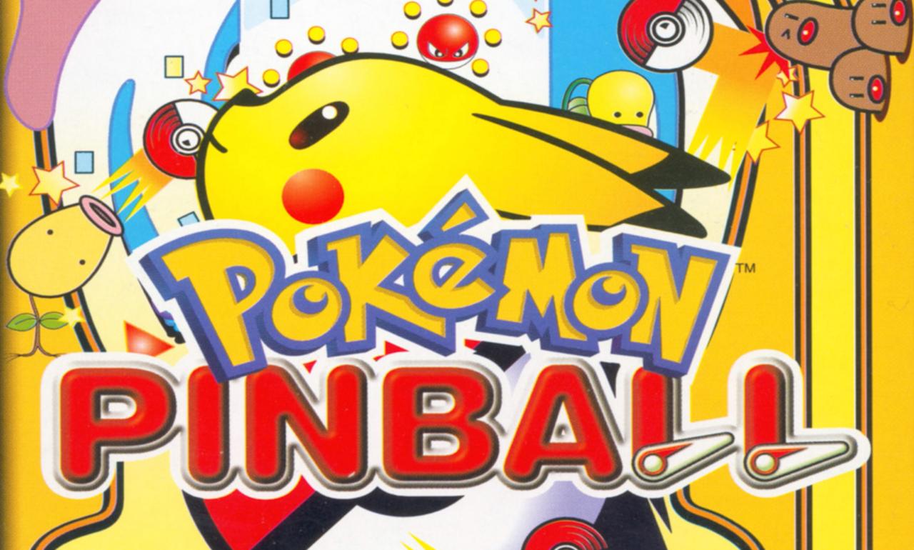 Pokemon Pinball (1999)
