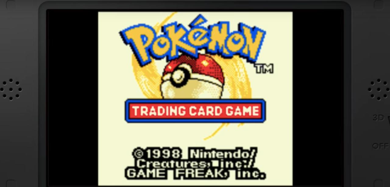 Pokemon TCG (2000)