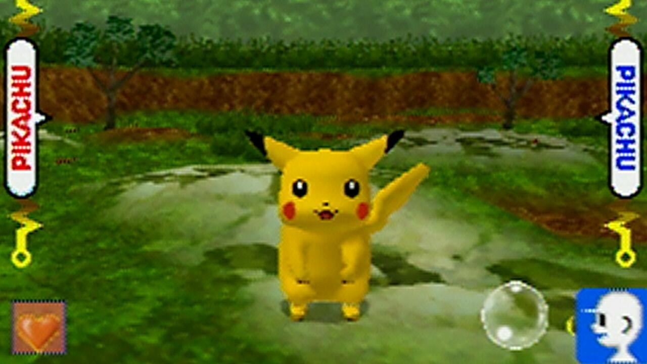 Hey You, Pikachu! (2000)