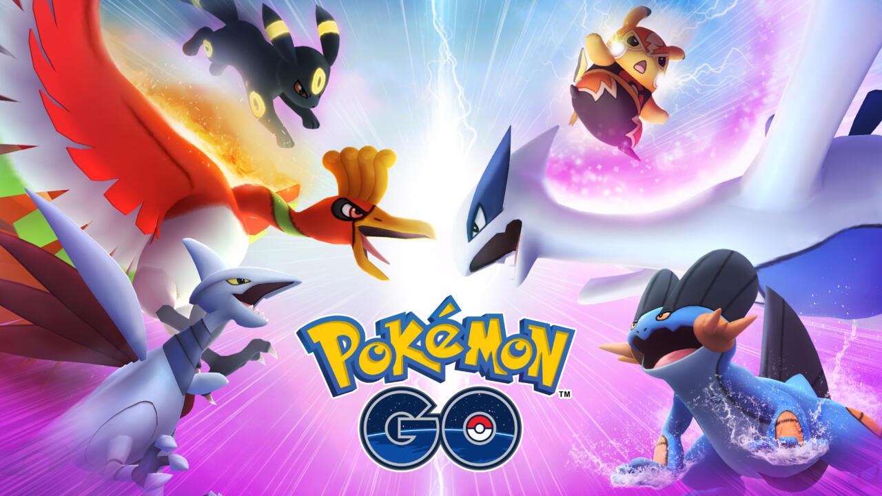 Pokemon Go (2016)