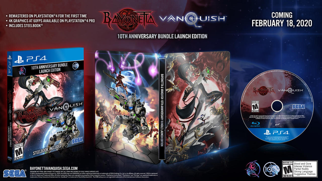 The physical edition comes with a steelbook and some cool cover art.
