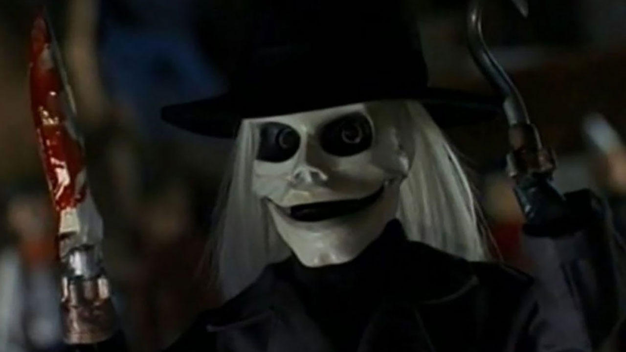 8. Blade and friends - Puppet Master