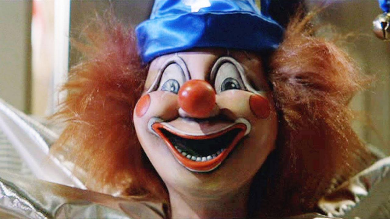 5. Clown doll - Poltergeist