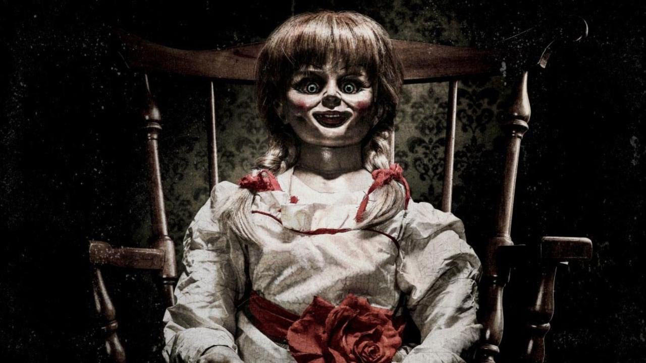 2. Annabelle - The Conjuring movies
