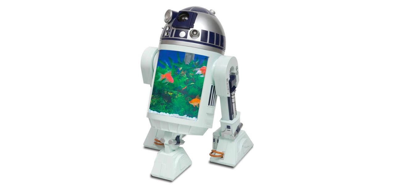 R2-D2 Aquarium