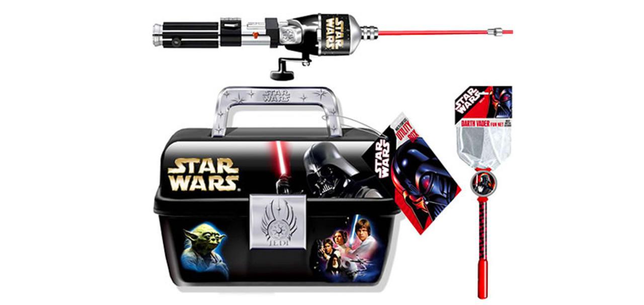 Star Wars Fishing Equipment