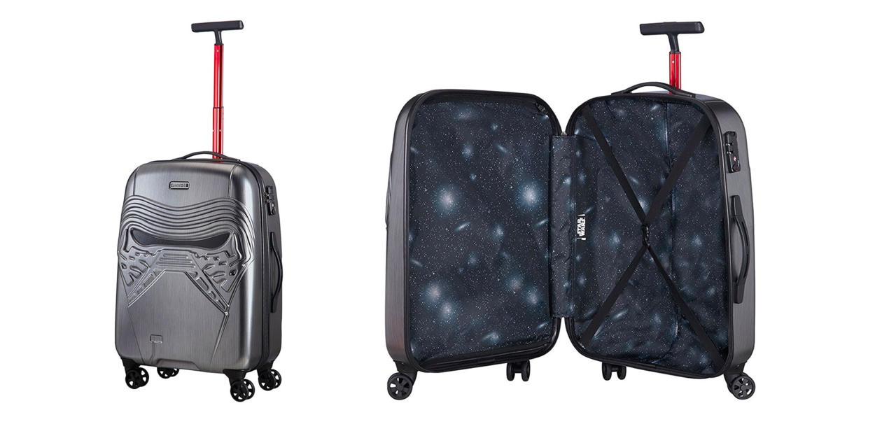 Kylo Ren Adult Suitcase