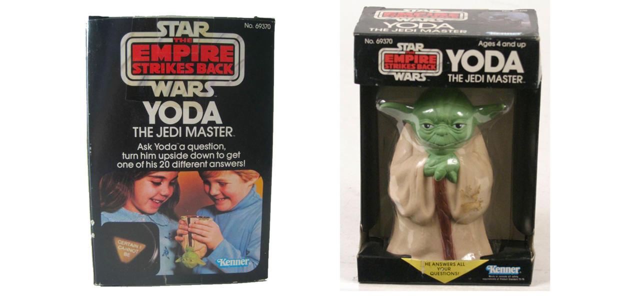 Yoda Magic 8-Ball