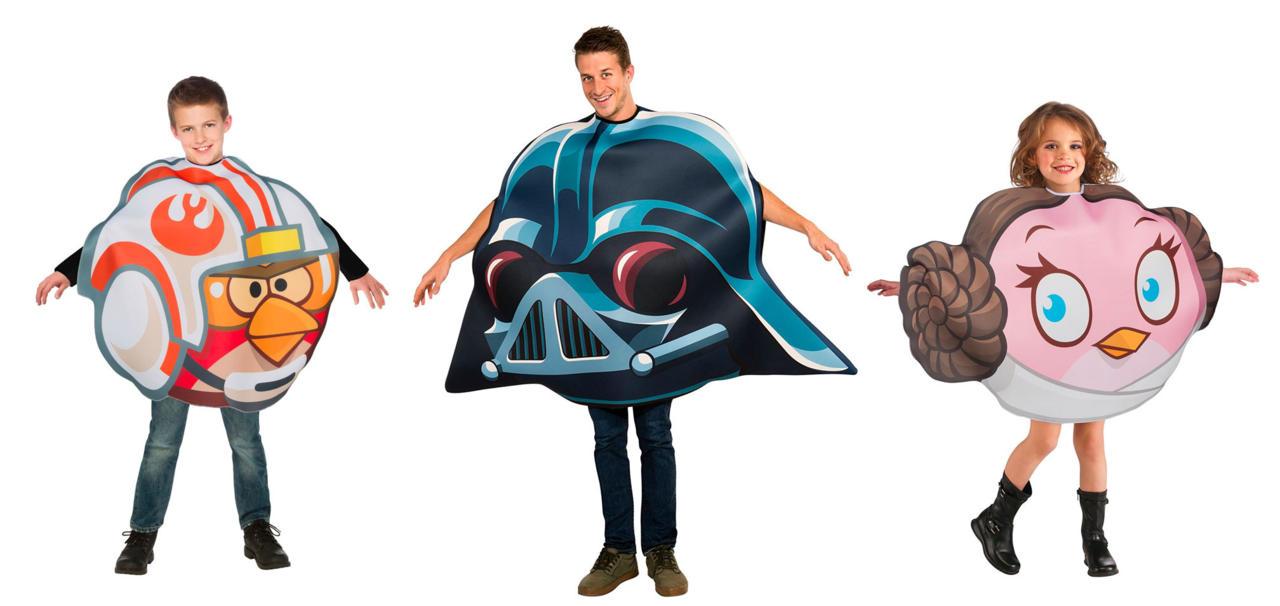 Star Wars Angry Birds Costume