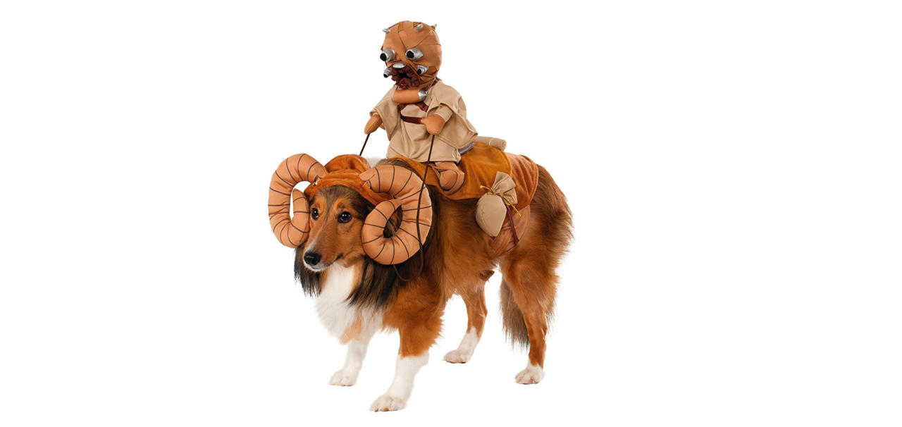 Star Wars Bantha Pet Dog Costume