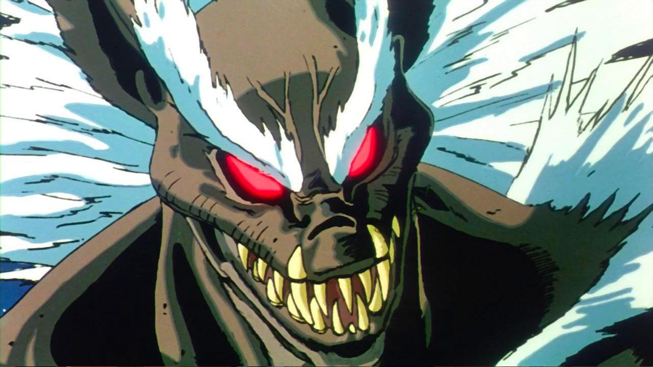 10. Urotsukidōji/Legend of the Overfiend (1986)