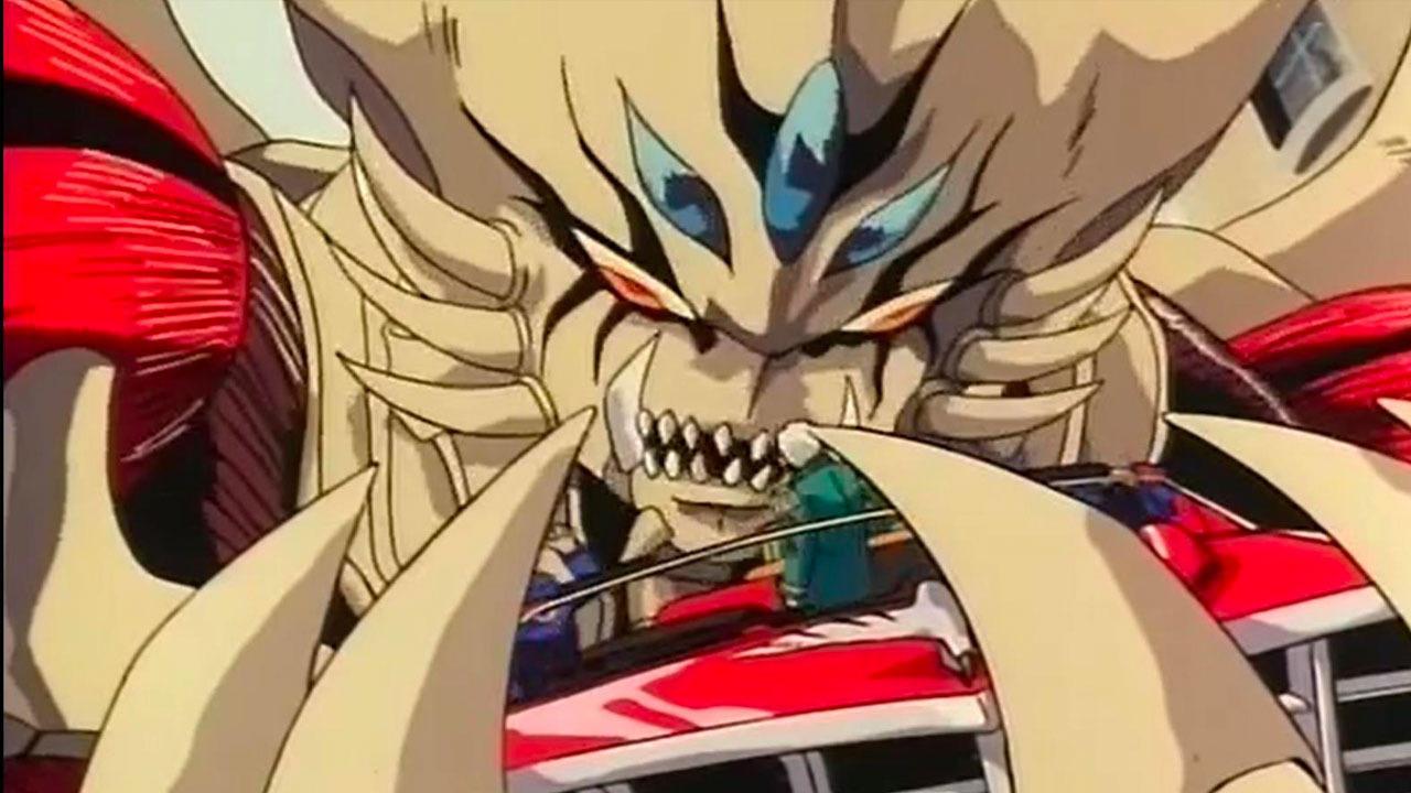 8. Genocyber (1993)
